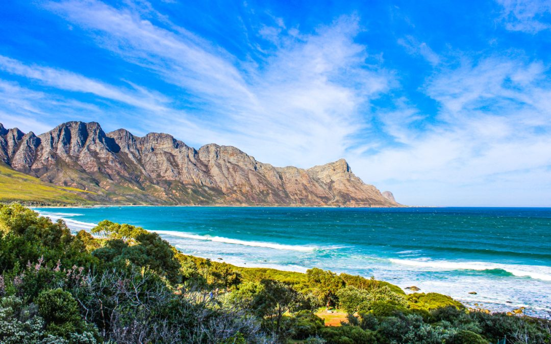 Requesting a visa for South Africa…